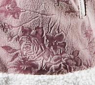 Dámská vesta, růžová, M