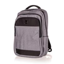 Outdoor Gear Plecak na laptop Gradual srebrny, 30 x 48 x 22 cm