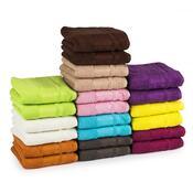 4Home Sada Bamboo osuška a ručníky, 70 x 140 cm, 2 ks 50 x 100 cm