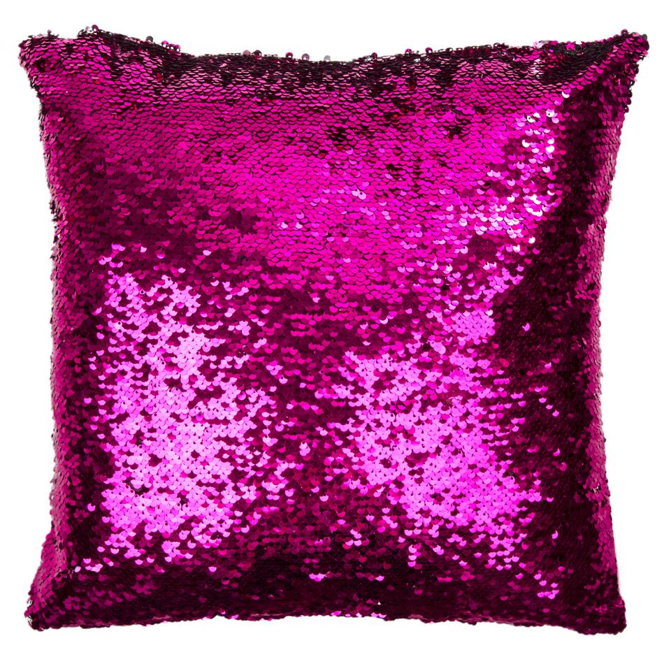 Poduszka Magic różowy, 40 x 40 cm