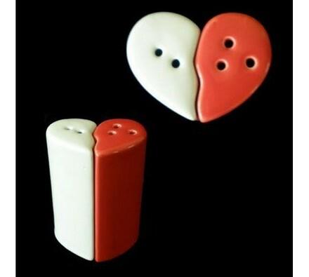 Slánka a pepřenka Srdce