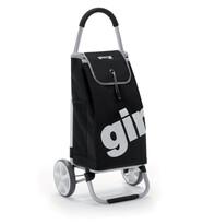Gimi Galaxy nákupná taška na kolieskach, čierna