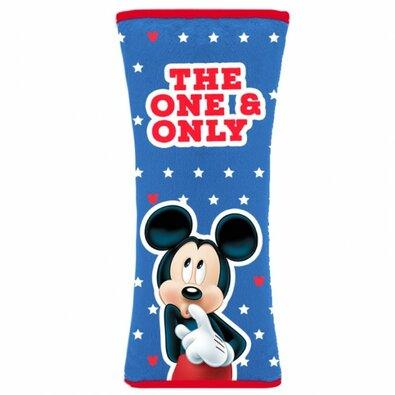 Návlek na bezpečnostný pás Mickey, 19 x 8 cm