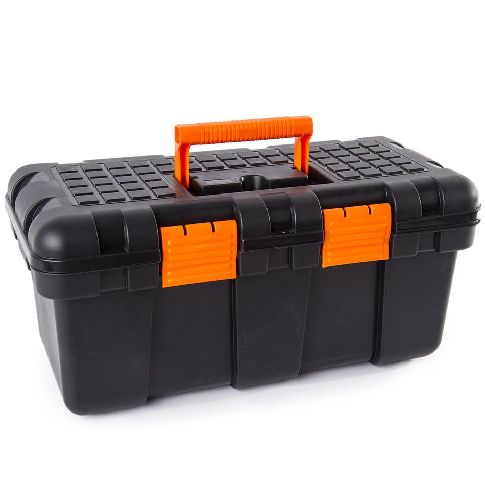 Prenosný box na náradie a skrutky, 50 cm