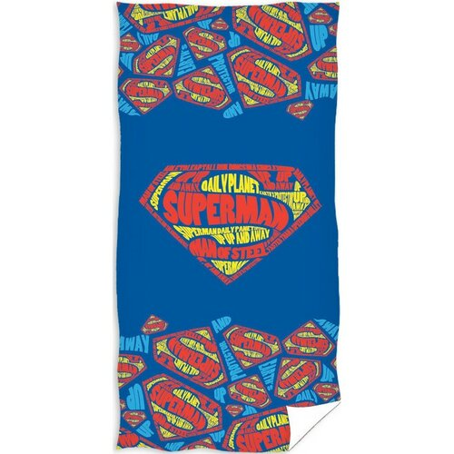 TipTrade Osuška Superman, 70 x 140 cm