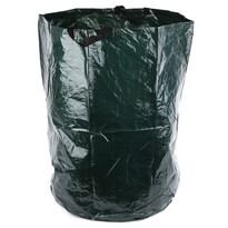 Koš na listí 55 x 70 cm PVCm 110 g/m2 zelená