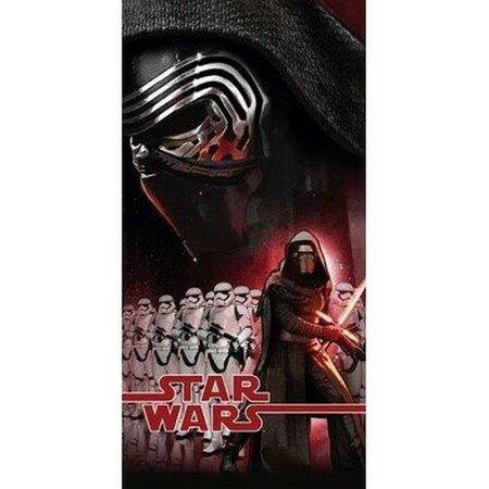 Jerry Fabrics Osuška Star Wars VII 2016, 70 x 140 cm