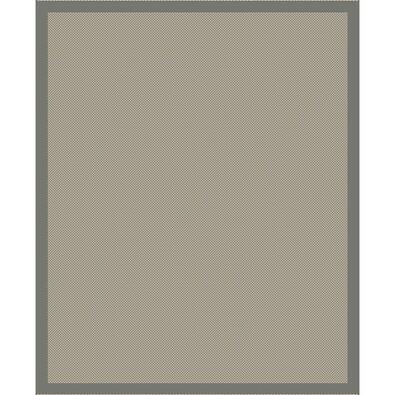 Habitat Kusový koberec Monaco lem 7410/2278 šedá, 70 x 240 cm