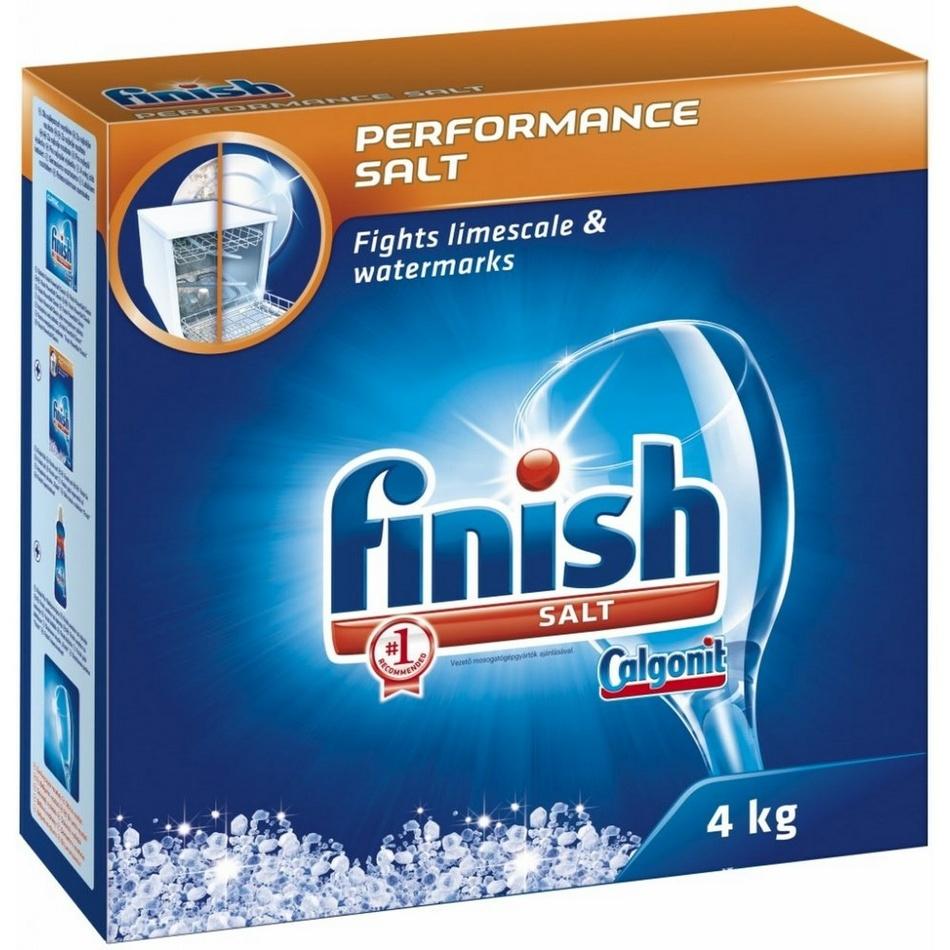 Finish Calgonit sůl 4 kg