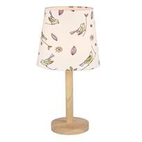 Qenny 7 asztali lámpa, madarak