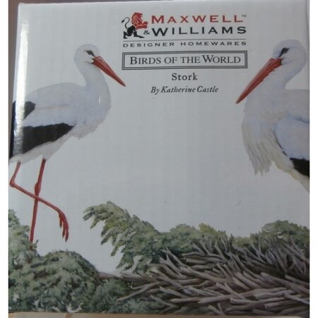 Maxwell & Williams Birds Bocian hrnček 300 ml