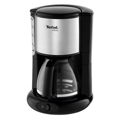 Tefal Subito 3 SS CM360811 kávovar stříbrný