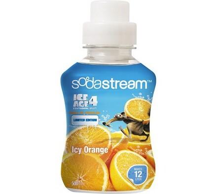 SODASTREAM Sirup Pomeranč Ice Age 500 ml