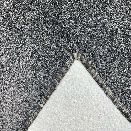 Kusový koberec Capri antracit, 80 x 120 cm