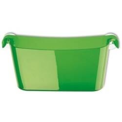 Držiak s prísavkou Miniboks zelená, Koziol