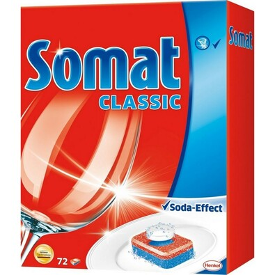 Somat XL Classic tablety do myčky  72 ks