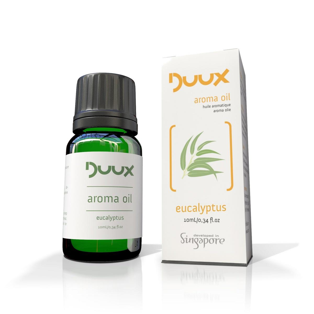 Maxxo Duux aróma olej Eucalyptus - pre zvlhčovače,