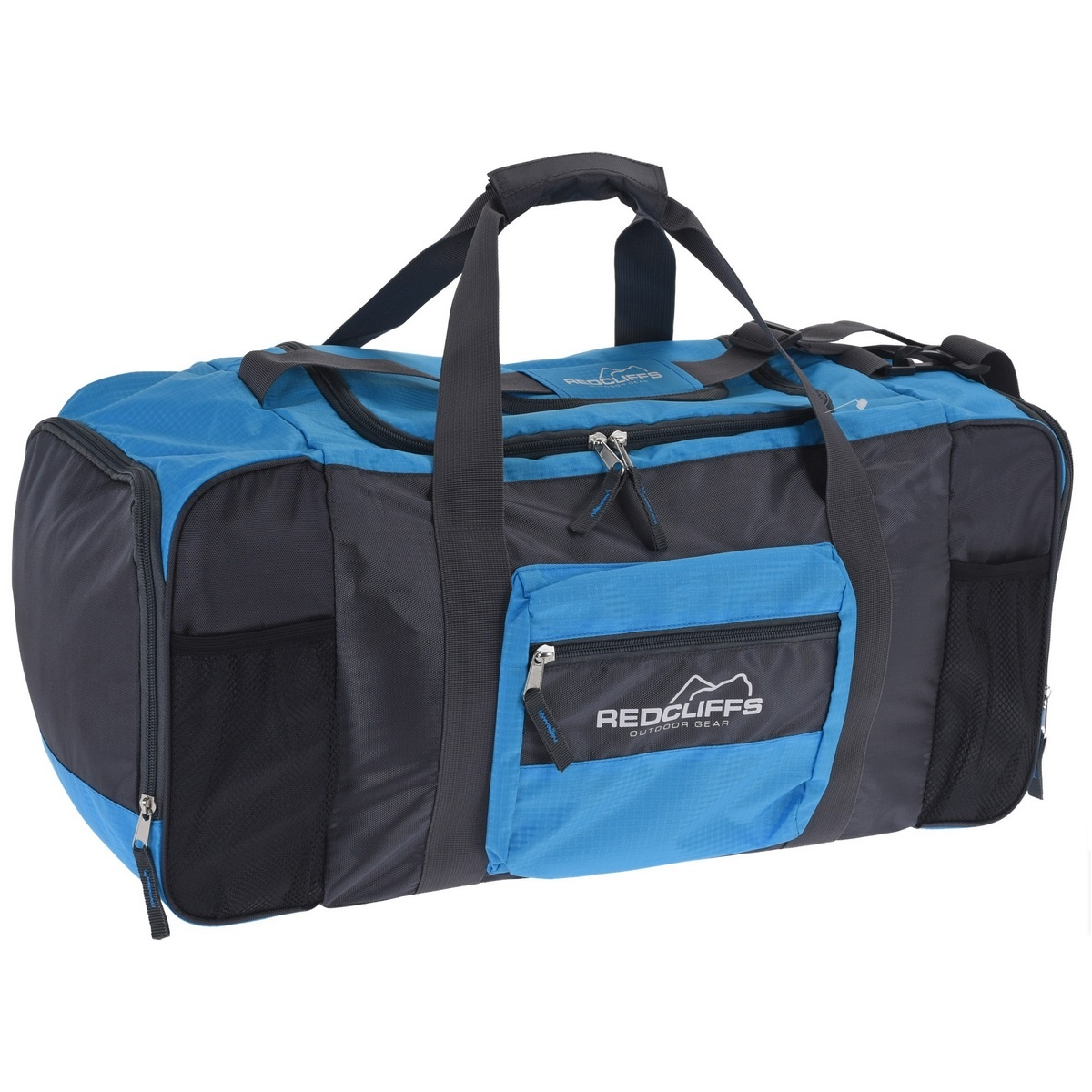 Redcliffs Sportovní taška modrá, 57 x 22 x 26 cm