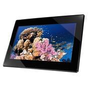 Digitální fotorámeček Premium 39,60 cm černá