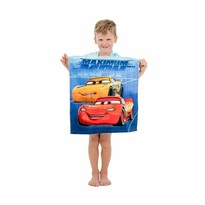 Detské pončo Cars, 50 x 115 cm