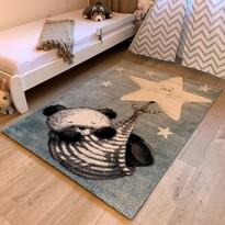 Kiddo 1083 blue gyermek darabszőnyeg, 80 x 150 cm
