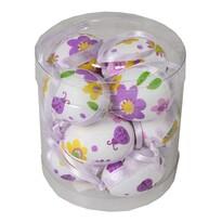 Felakasztható tojás készlet, 4 cm, 12 db-os