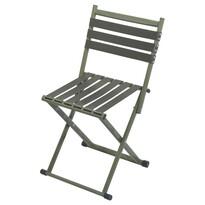 Cattara Židle kempingová skládací Nature, s opěradlem