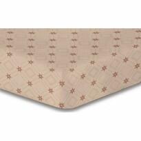 DecoKing Snowynight lepedő, barna, S2, 160 x 200 cm