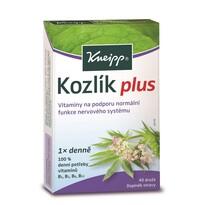 Kneipp Doplněk stravy Kozlík plus, 40 dražé