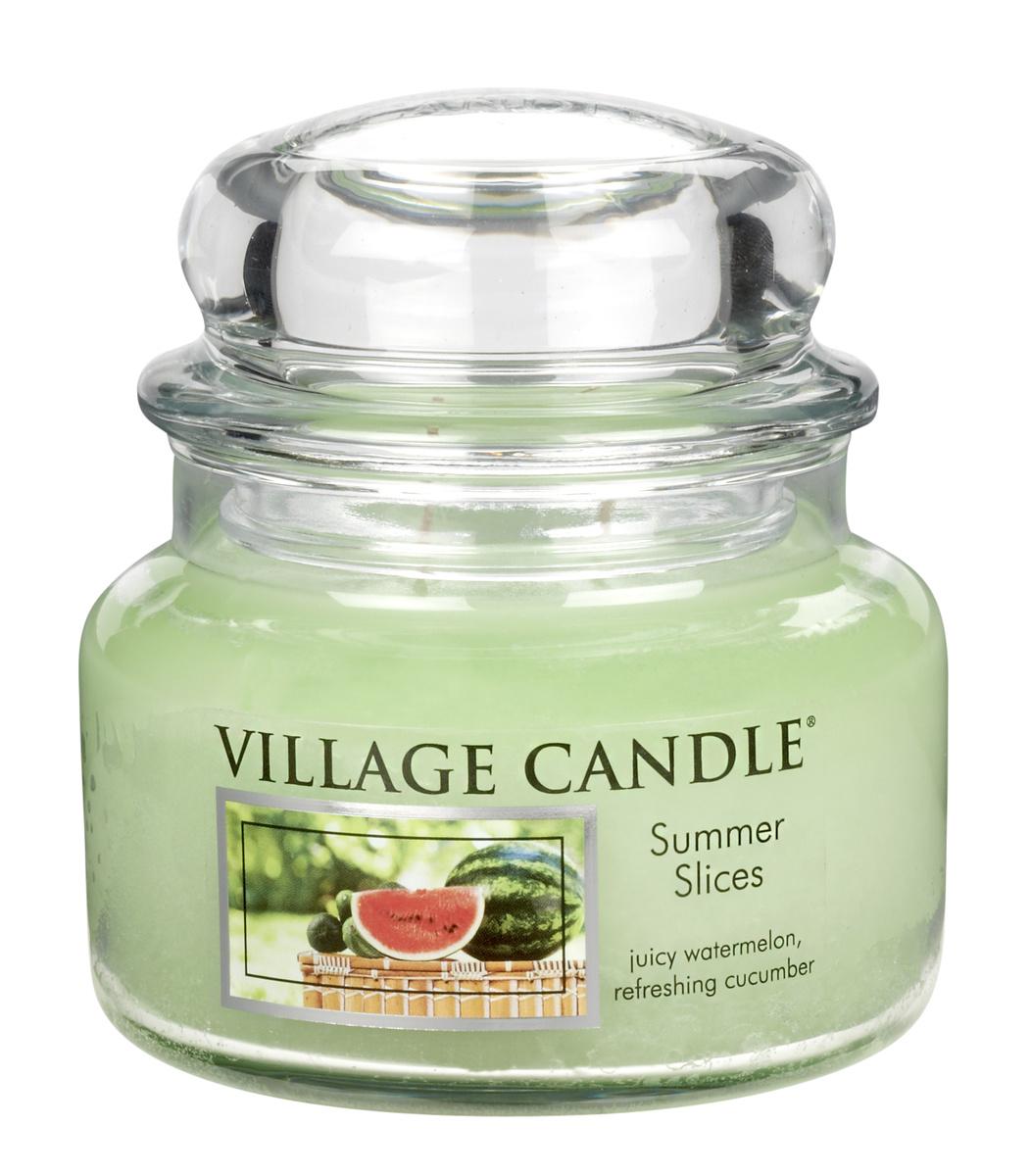 Village Candle Vonná svíčka, Letní pohoda - Summer Slices, 269 g, 269 g