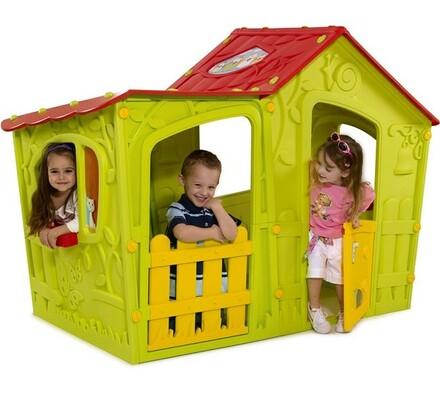 Keter Magic Villa dětský domek zelená