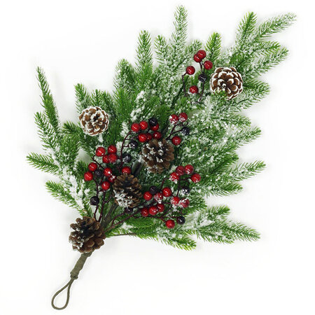 Aledo karácsonyi ág, 60 cm