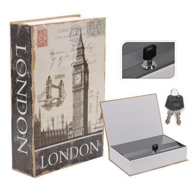 Trezor kniha London