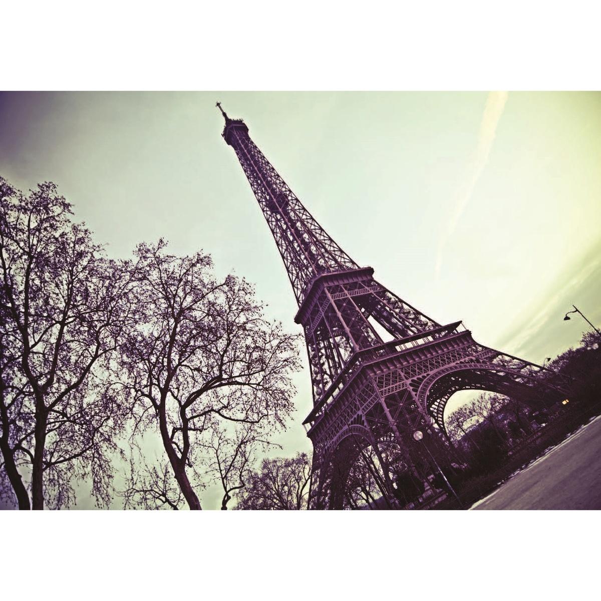 Fototapeta Eiffelova veža360 x 253 cm, Wall