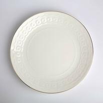 Altom Dezertní talíř Laura goldline, 20 cm