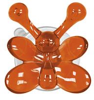 Kleine Wolke Háčik Crazy Hooks motýlik oranžová