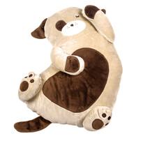Kutyus alvóplüss, 40 cm
