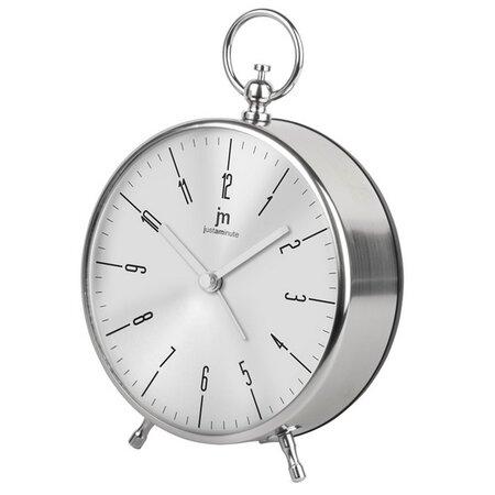 Ceas deşteptător de design Lowell JA7045S, diam. 18 cm