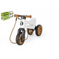 Teddies Odrážadlo Funny wheels Rider SuperSport 2v1, biela