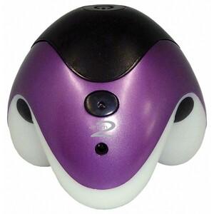 Orava MP-301 Violet elegantní a stylový mini masážní přístroj