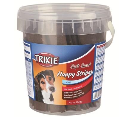 Trixie Soft Snack Happy Stripes hovězí pásky, 500