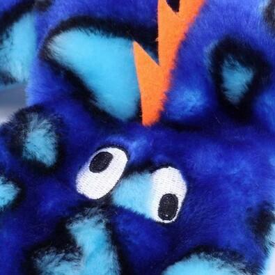 Gekon s 2 pískátky Kyjen, modrá
