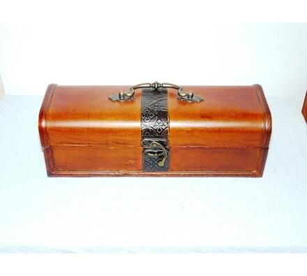 Dekorativní krabička na víno