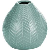 Keramická váza Montroi zelená, 11,3 cm