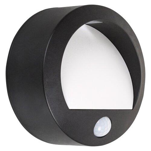 Rabalux 7969 Amarillo VonkajšieLED nástenné svietidlo, čierna