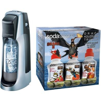 Sodastream Jet Titan LE DRAGON výrobník sody