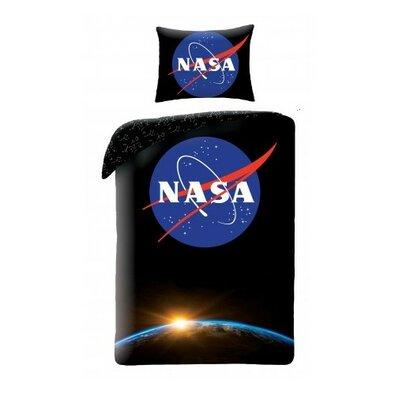 Lenjerie de pat din bumbac pentru copii Nasa 4051, 140 x 200 cm, 70 x 90 cm
