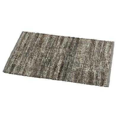 Kusový koberec Denver šedá, 50 x 80 cm