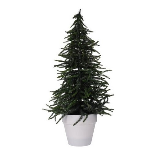 Vánoční stromek v květináči Tarent 58 cm, ojíněný