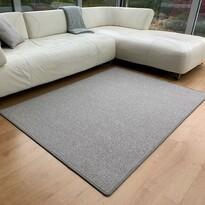 Kusový koberec Porto sivá